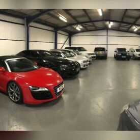 COMMERCIAL & PERSONAL - CAR VEHICLE STORAGE UNIT FULLY INSURED - CCTV & SECURITY PATROLLED