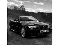 BMW 320cd convertable Mike sport