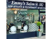Beauty room/nail bar to rent and partime stylist