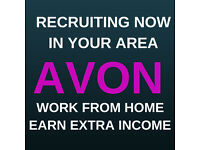 Earn Extra Income - Join AVON as a Rep - Work From Home - Part Time - Full Time - Part Plan - Derbys
