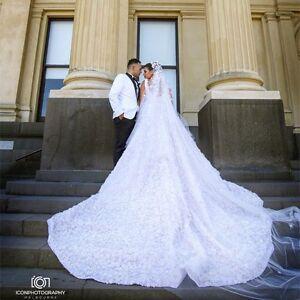 Wedding dress Donvale Manningham Area Preview