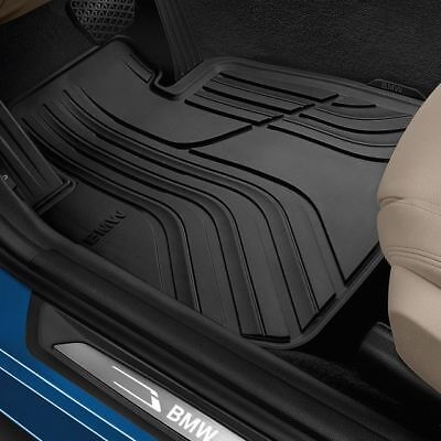 Genuine  All Weather Floor Mats Front Basic Line 51472219799