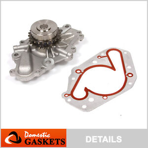 Chrysler-Dodge-V6-2-7L-DOHC-Brand-New-Water-Pump-EER