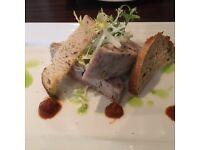 junior chef required in award winning boutique restaurant