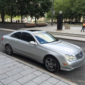2005 Mercedes-Benz CLK 320 Coupe (2 door)