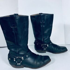 *BOULET - bottes homme - taille 10 US ( Cuir / Leather )*