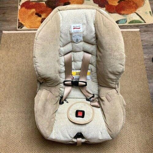 Britax Roundabout Car Seat Beige . Excellent. Complete set.