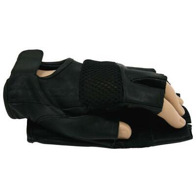 Blackcanyon Outfitters Goat Leather Fingerless Driving Gloves Large 504896l