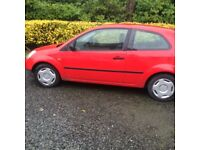 ford fiesta for sale £550 ono
