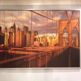 Wall Picture of New York City