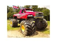 Maxi-Monster Truck Experience for one - several dates available