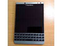 Blackberry Passport 32 Gb 4G Micro ssd Any Network Silver edition