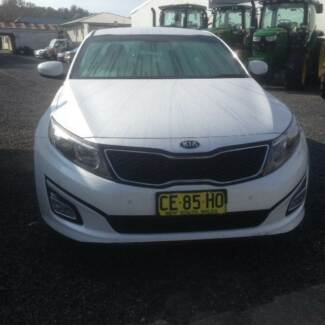 2015 Kia Optima Si Automatic Sedan Maclean Clarence Valley Preview