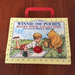 1995 WINNIE THE POOH BOOK COLLECTION