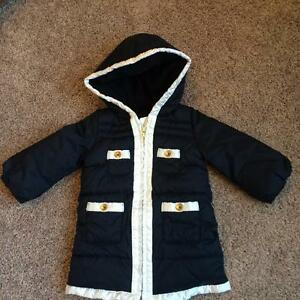 Girls 12-18month Gap Parka  Like New!