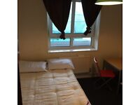 Lovely cozy double room for single in St Johns wood, available now all bills included
