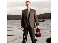 Violin/Fiddle Lessons in Hyndland. Tuition for all ages and abilities