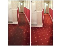 BEST carpet cleaning service / Jet washing patio,driway cleaning