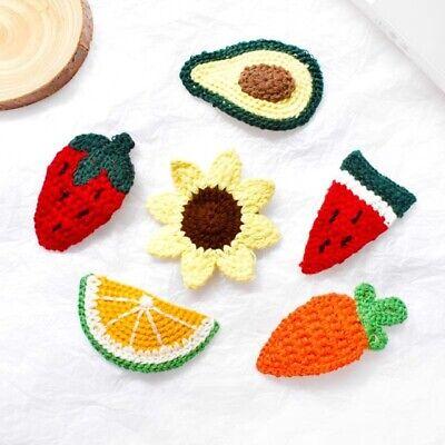 A fruit hairpin