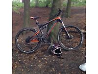 Boardman Team 650b Full Suspension Mountain Bike