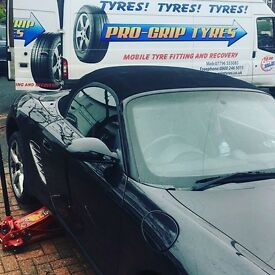 MOBILE TYRES & CAR/ VAN RECOVERY 24/7
