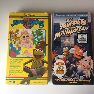 Vintage Muppets - Muppet Babies/VHS Kitchener / Waterloo Kitchener Area image 3