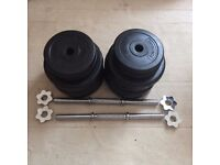Dumbell Weights 25Kg- Full Set
