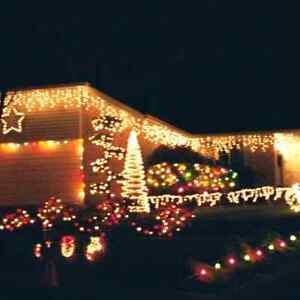 Free holiday lighting or window painting quote Kingston Kingston Area image 5