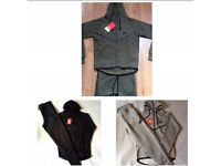 Nike Tech Fit Hooded Tracksuit: Grey Blue Green S M L XL