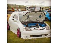 Honda Civic EP Kpro Air-Ride V2