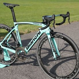 Bianchi Oltre XR4 Frame BRAND NEW
