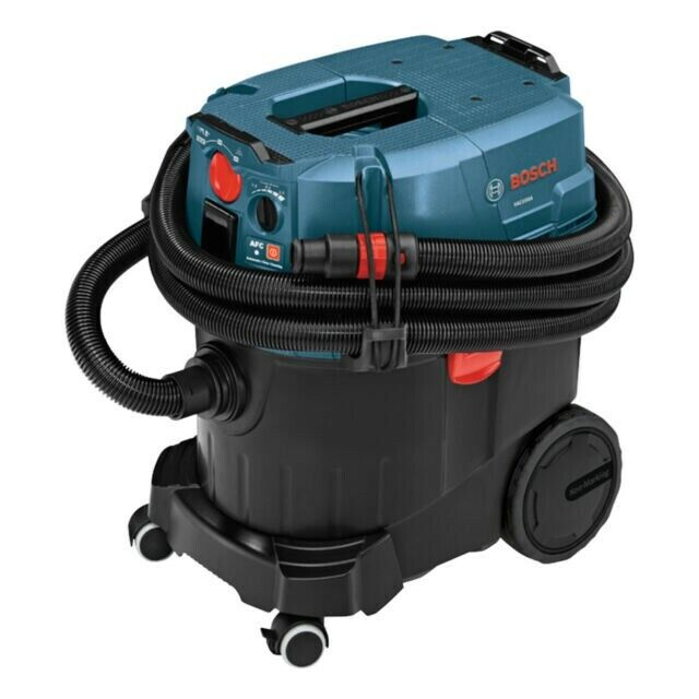 Bosch 9-Gallon Wet/Dry Self-Cleaning Dust Extractor with HEPA Filter