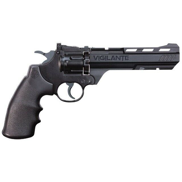 Crosman CCP8B2 Vigilante Air Pistol Revolver .177 or BB CO2 Power 10 Shot Rotary