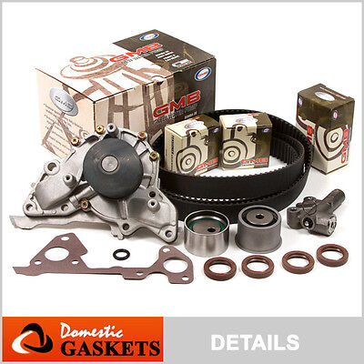 Fits: 03-06 Kia Sorento 3.5L DOHC Timing Belt GMB Tensioner&Water Pump Kit G6CU