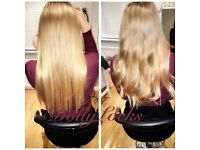 DollyLocks hair extensions