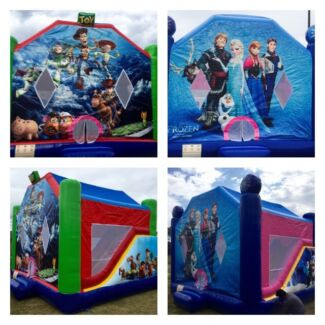 Affordable Jumping Castles Hire from $120 All Day
