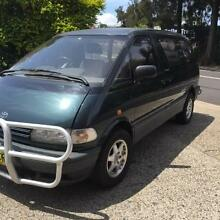 Toyota Tarago for sale - Sydney 0 Woolloomooloo Inner Sydney Preview