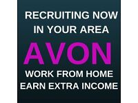 Join AVON as a Rep - Work From Home - Part Time - Full Time - Earn Extra Income - Immediate Start