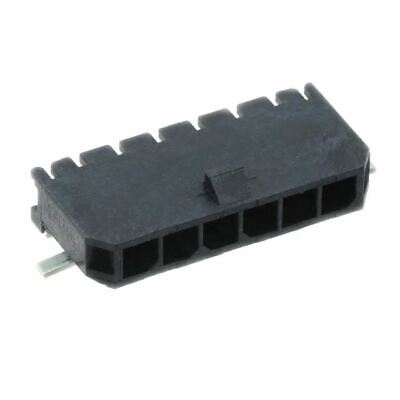 Pack Of 5 43650-0612-p Connector Wire To Board Hdr 6 Pos 3mm Solder Ra Smd Ro