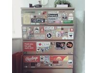 Oak veneer chest of 6 drawers - IKEA MALM [80x48x123cm]