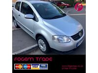 SUPERB LOW MILEAGE - Volkswagen Fox Urban 1.2 3dr - New MOT + Free Warranty!!