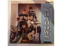 The Shadows original first LP