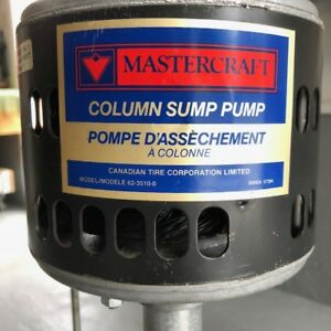 Sump Pump for Sale