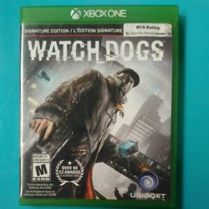 Watch Dogs by Ubisoft for XBOX ONE