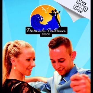 Dance like a Star at Peninsula Ballroom Dance