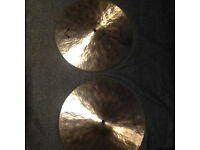 Sabian ARTISAN hi hats 14 inch, offers accepted.