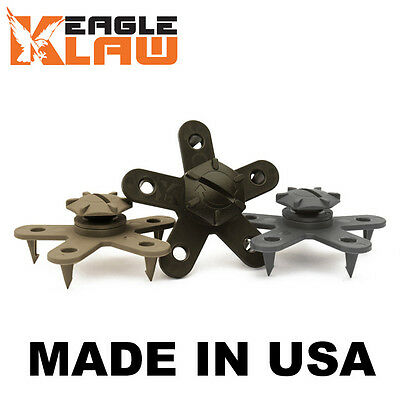 Floor Mat Clips Set of Anti-Slip Fixing Anchors for Car Mats - Eagle - Anti Slip Floor
