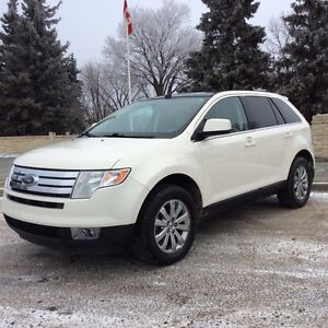 2008 Ford Edge, Limited-Pkg, AUTO, AWD, LEATHER, ROOF, $9,500