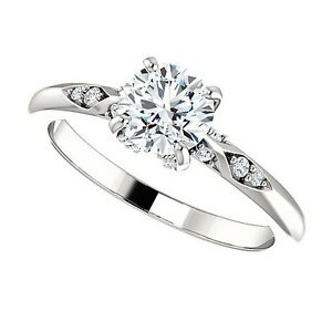 Gorgeous Engagement Ring (No Center Stone)