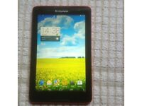 """LENOVO A5500-H TABLET with CELLULAR and 8"""""""
